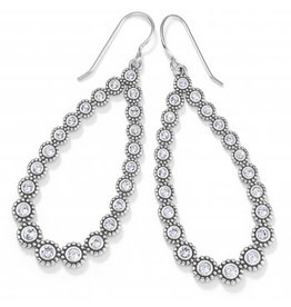 Brighton Twinkle Splendor Teardrop Earrings