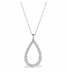 Brighton Twinkle Splendor Teardrop Necklace