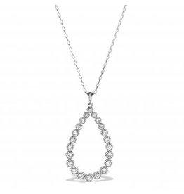 Brighton Twinkle Splendor Teardrop Necklace
