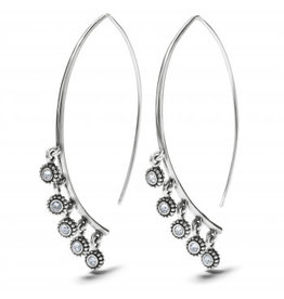 Brighton Twinkle Droplet Wire Earrings