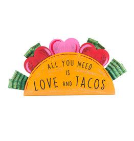 Taco Love Metal Decor