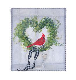 Gallery Love Cardinal Sign