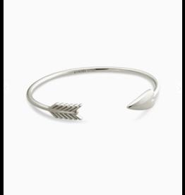 Kendra Scott Zoey Cuff Bracelet Silver