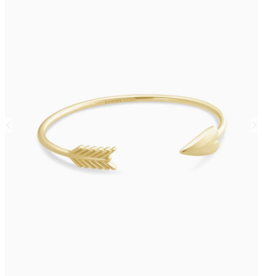 Kendra Scott Zoey Cuff Bracelet Gold