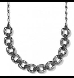 Brighton Interlok Woven Collar Necklace