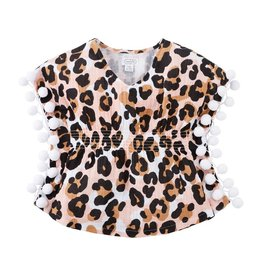 Kids Leopard Cover Up
