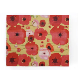 Z Wraps Medium- Painted Poppies
