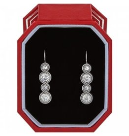 Brighton Infinity Sparkle French Wire Earring Gift Box