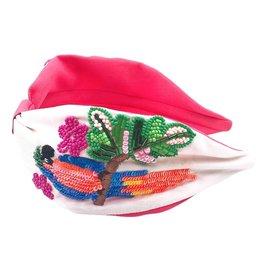 Treasure Jewels Fiesta Bird Headband