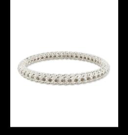 Kendra Scott Kendra Scott Natalie Hinge Bracelet Silver