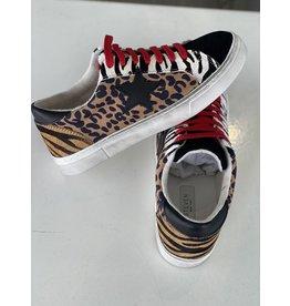 Steven Rubie Animal Sneakers