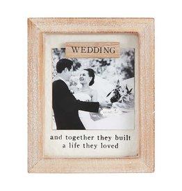 Wedding Magnet Frame