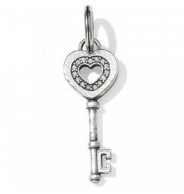 Brighton Amorette Key Amulet