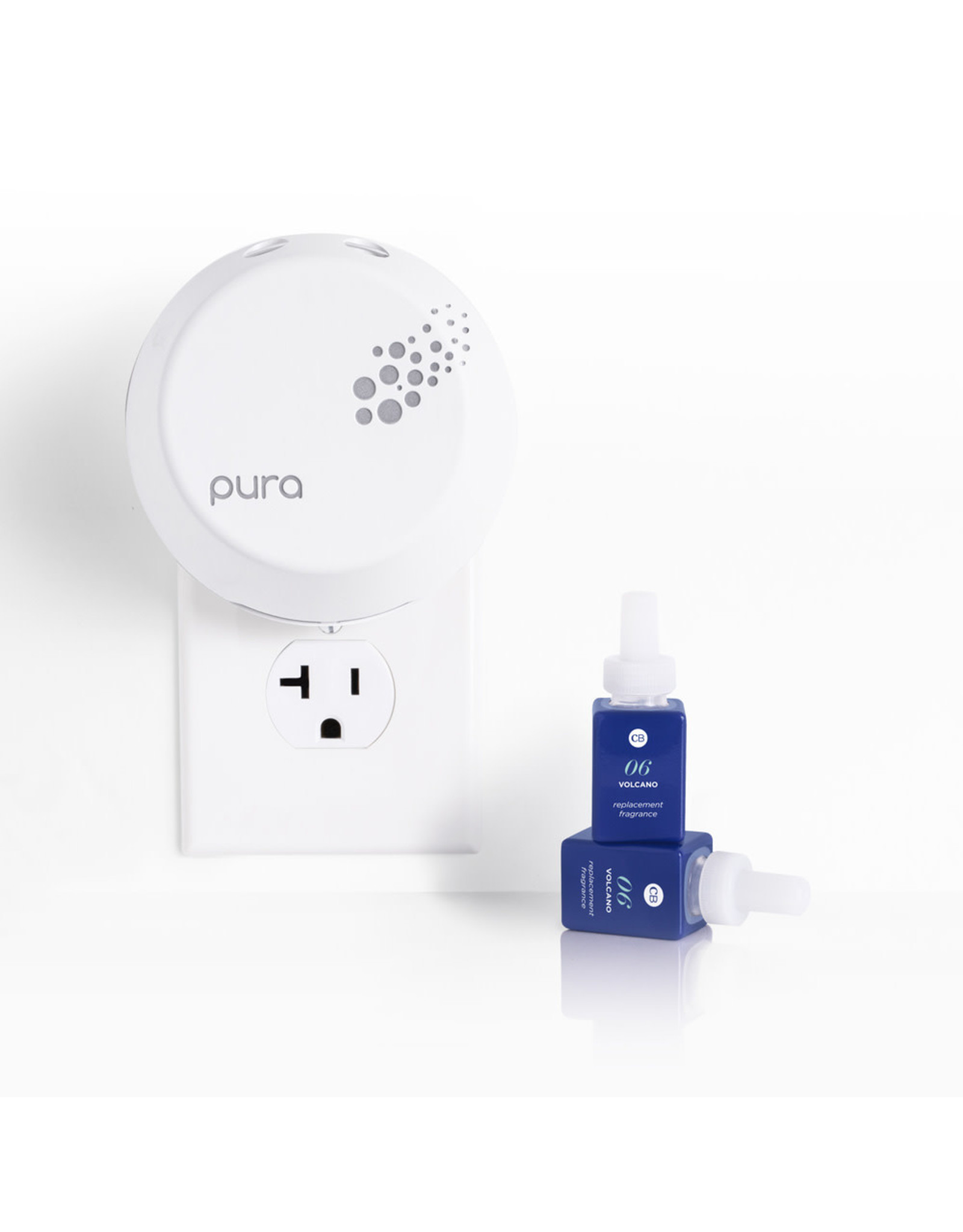 Pura Capri Blue Home Diffuser Kit