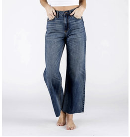 Hi Rise Wide Leg - Medium Vintage Wash