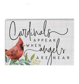 Cardinals Appear Sign