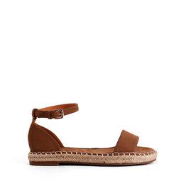 ShuShop Carly Sandal in Tan