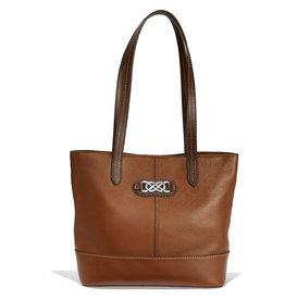 Brighton Interlock Tara Tote Handbag