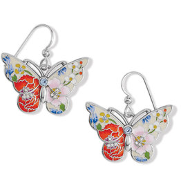 Brighton Blossom Hill Butterfly FW Earring