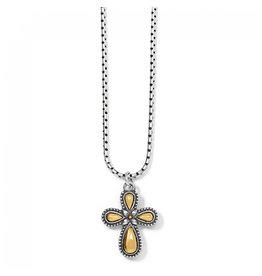 Brighton Grace Cross Necklace