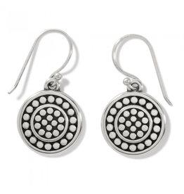 Brighton Pebble Round Reversible FW Earrings