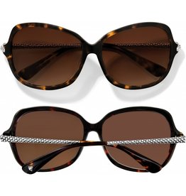 Brighton Talana Tortoise Sunglasses