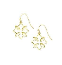 Natalie Wood Grace Mini Drop Earring - Gold
