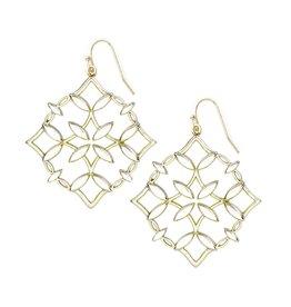 Natalie Wood Grace Drop Earring - Gold