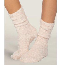 BareFoot Dreams Blush Socks