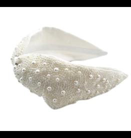 Treasure Jewels Headband Pearl