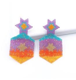 Treasure Jewels Colorful Stars Multi
