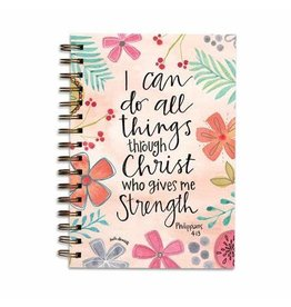 All Things Through Christ Journal