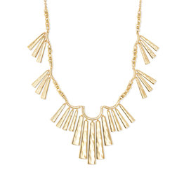 Kendra Scott Layton Statement Necklace in Gold