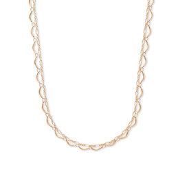 Kendra Scott Lori Multi Strand Necklace in Rose Gold