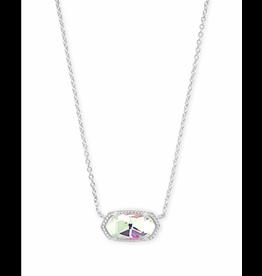 Kendra Scott Elisa Dichroic Glass on Silver