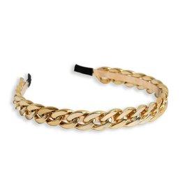 Bracha Clyde Headband- Gold
