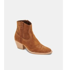 Dolce Vita Silma Brown Suede Boots