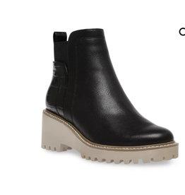 DV Rielle Black Wedge Boots