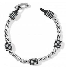 Brighton Meridian Black Bracelet
