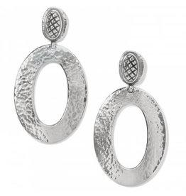 Brighton Ferrara Artisan Silver Post Earring