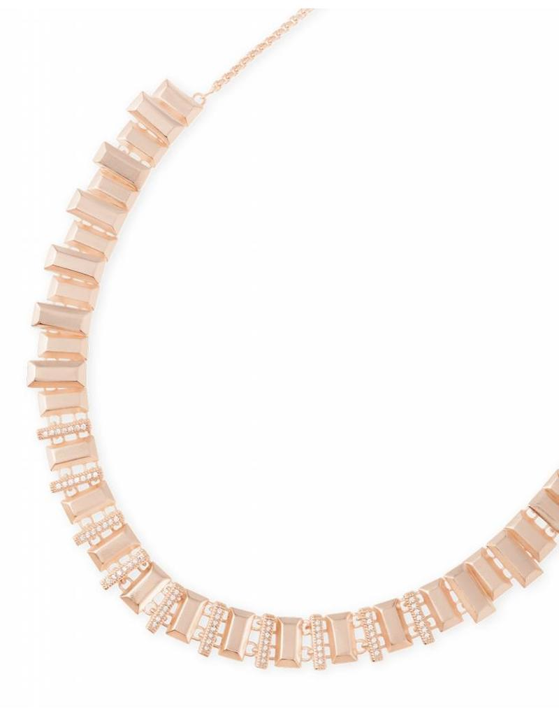Kendra Scott Kendra Scott Harper Choker Necklace in Rose Gold