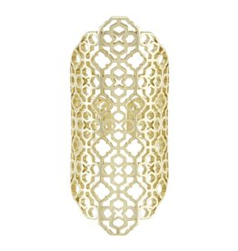 Kendra Scott Kendra Scott Boone Cocktail Ring in Gold