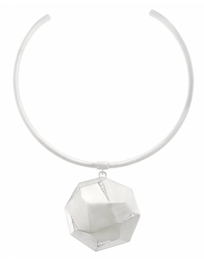 Kendra Scott Kendra Scott Connor Necklace Silver
