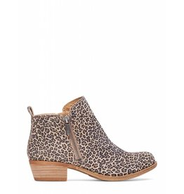 Basel Booties in Leopard