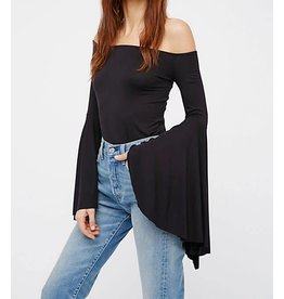 Free People Free People Bird of Paradise Black