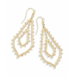 Kendra Scott Kendra Scott Alice Earrings in Gold