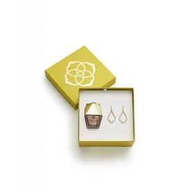Kendra Scott Sophia Gift Set in Rose Gold