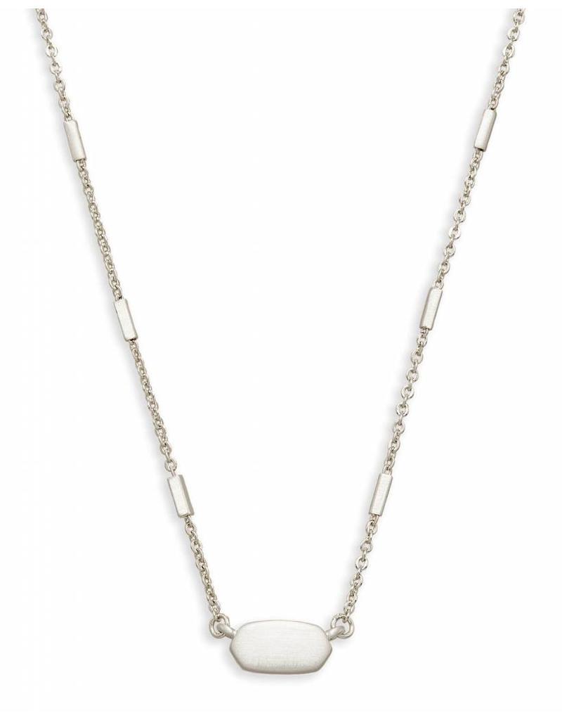 Kendra Scott Kendra Scott Fern Necklace Silver