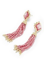 Kendra Scott Kendra Scott Misha Statement Earring Blush MOP