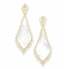 Kendra Scott Kendra Scott Martha Earrings in Gold